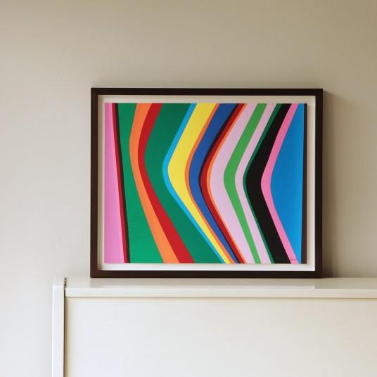 Landscape: Homage to Gerhard Richter