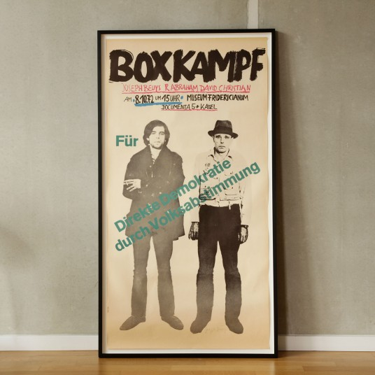 Joseph Beuys, artflash