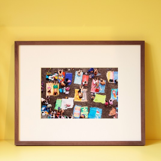 Martin Parr, Collector´s Edition mit 5 Prints