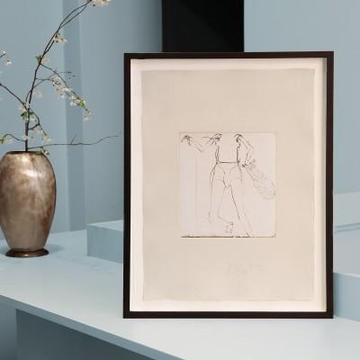 Joseph Beuys, Zirkulationszeit: Taucherin