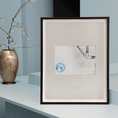 Joseph Beuys, Zirkulationszeit: Raumecke, Filz, Fett