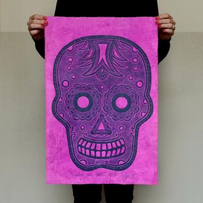 Lottas, Cráneo del Maís (Pink)