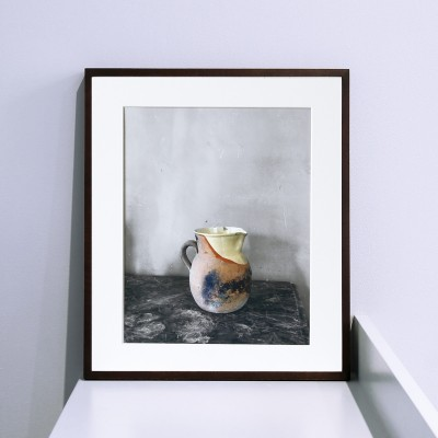 Joel Meyerowitz, Cézanne's Objects. Pitcher