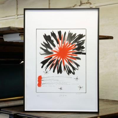 Otto Piene, Sky Art and Fire