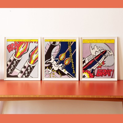Roy Lichtenstein, artflash