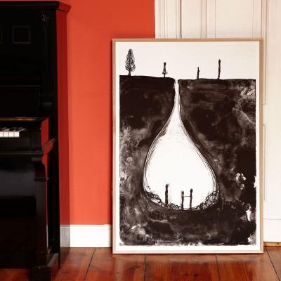 Chiharu Shiota, In the Earth