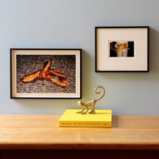 Martin Parr, Be Bold With Bananas (Collector´s Edition)