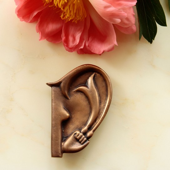 Meret Oppenheim, Das Ohr des Giacometti