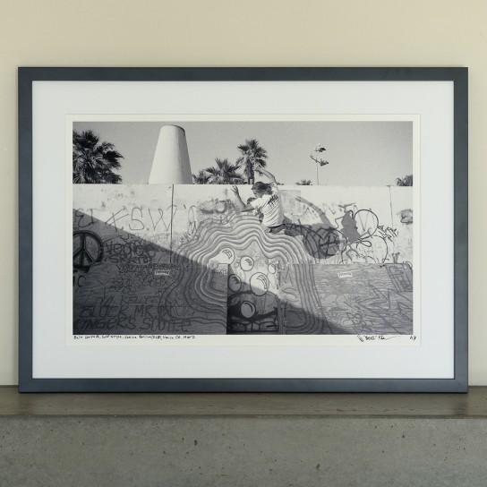 Josh Klassman, Bela Horvath, Surfstyle, Venice Pavilion (RIP), Venice Ca, Venice 1980s